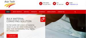 Pneumatic conveying ออกแบบโดยหลักทางวิศวกรที่ช่วยอำนวยความสะดวกในการลำเลียงสินค้า